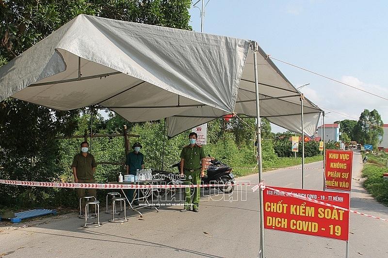 Bắc Giang: Chủ tịch UBND huyện, thành phố được giao thêm quyền trong phòng, chống dịch Covid-19