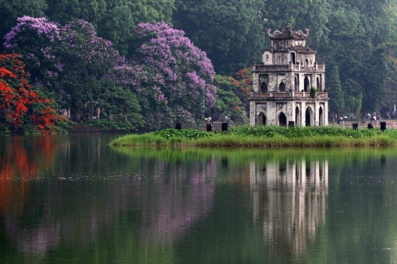 Thủ đô Hà Nội trở thành 1 trong 2 điểm đến