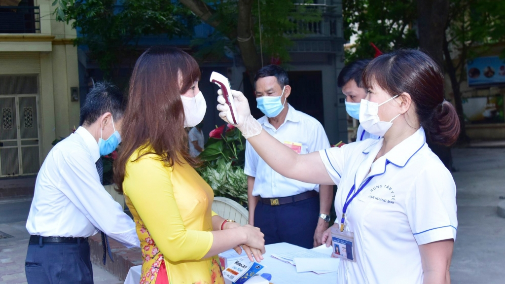 Bí thư Thành ủy Hà Nội Đinh Tiến Dũng: Mỗi lá phiếu đều có giá trị và ý nghĩa thiêng liêng