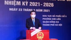 Chủ tịch UBND thành phố Chu Ngọc Anh: Hà Nội quyết tâm tổ chức tốt cuộc bầu cử