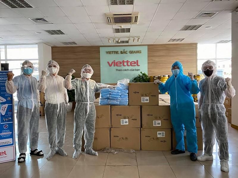 7 ngày, Viettel đã hoàn thành kết nối tích hợp gần 3.000 camera tại khu cách ly