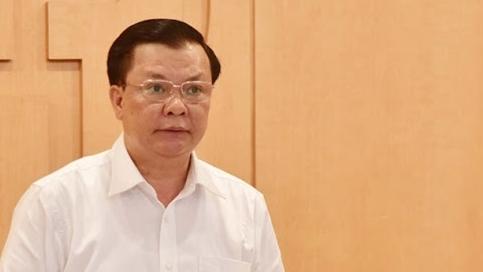 Bí thư Thành ủy Hà Nội Đinh Tiến Dũng: Các biện pháp mạnh chỉ được xem xét khi tình hình dịch bệnh phức tạp hơn