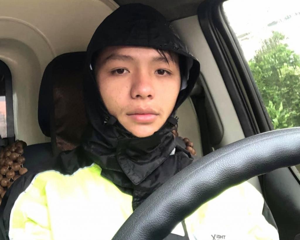 Sức trẻ Trí tự tin đăng ký làm tình nguyện viên chống dịch vì tin vào sức trẻ và kinh nghiệm lái xe của mình