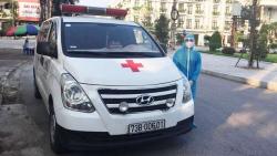 Hành trình vượt hơn 500km tình nguyện lái xe cứu thương chống dịch ở Bắc Giang
