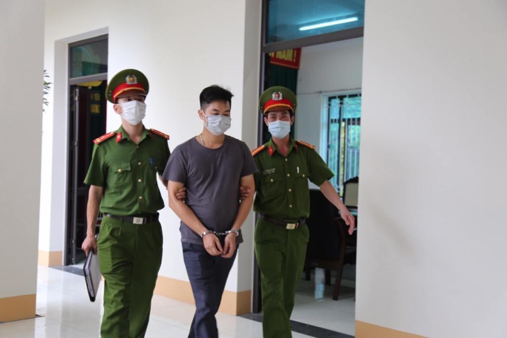 Công an tỉnh Vĩnh Phúc đã ra quyết khởi tố bị can và ra lệnh bắt tạm giam đối với Ngô Văn Thắng (ảnh internet)