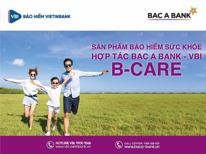 BAC A BANK và VBI 'bắt tay' phân phối bảo hiểm phi nhân thọ