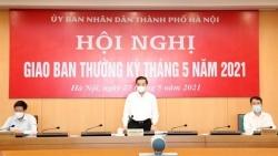 Chủ tịch UBND TP Hà Nội: Phát triển kinh tế cũng phải quyết liệt như chống dịch Covid-19