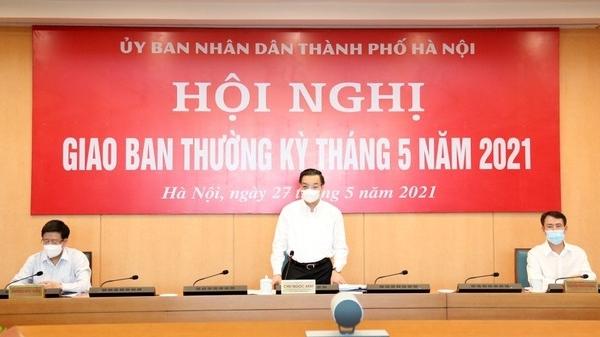 Kinh tế Hà Nội khởi sắc dù chịu nhiều tác động của dịch Covid-19