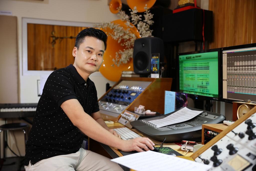 Nhạc sĩ Kiên Ninh