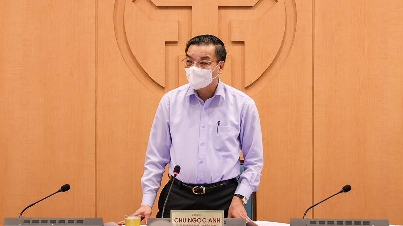 Hà Nội đã bình tĩnh, chủ động, xử lý linh hoạt các giải pháp chống dịch Covid-19
