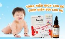 Cẩn trọng khi mua siro Halucan Kids, ZeamBi Drops Multi- Vitamins