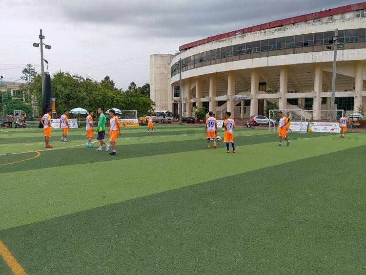 Trực tiếp Press Cup 2019: Tuổi trẻ Thủ đô - Đài truyền hình TP.HCM