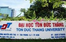 Đại học Tôn Đức Thắng phản đối cơ quan chủ quản