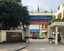 Quận Thanh Xuân: Học sinh cuối cấp hoang mang trước thông tin chuyển trường