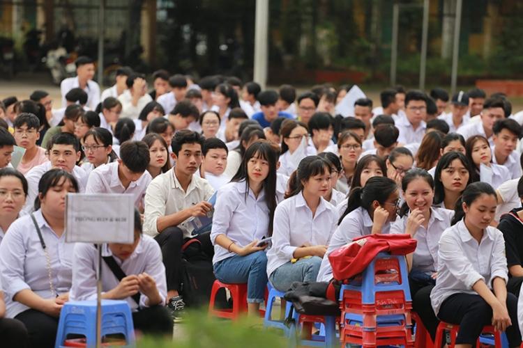 Sáng nay, 887.000 thí sinh bắt đầu Kỳ thi THPT Quốc gia 2019