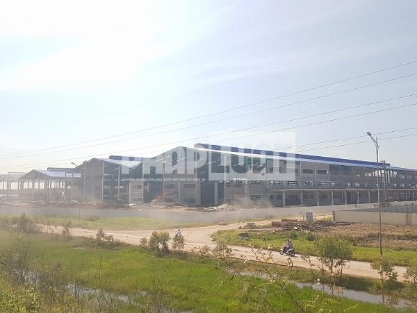 Công ty SEOJIN SYSTEM ngang nhiên xây dựng dự án 100 triệu USD khi chưa được phê duyệt ĐTM