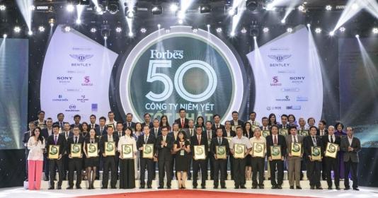 pv gas lan thu 8 lot top 50 cong ty niem yet tot nhat viet nam nam 2020