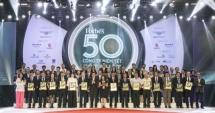 PV GAS lần thứ 8 lọt Top 50 công ty niêm yết tốt nhất Việt Nam năm 2020
