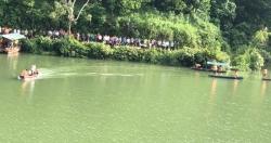 7 thanh niên bị lật thuyền khi đi chơi thác, 3 người tử vong