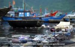 """UNDP tại Việt Nam phát động cuộc thi """"Thử thách sáng tạo giảm thiểu ô nhiễm rác thải nhựa"""""""