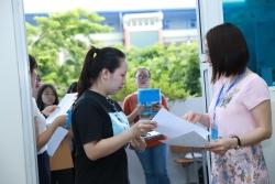 Thi tốt nghiệp THPT năm 2020: Thí sinh chọn bài thi KHXH chiếm tỉ lệ cao