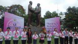 Công trình thể hiện ý chí, khát vọng cống hiến của thanh niên Thủ đô