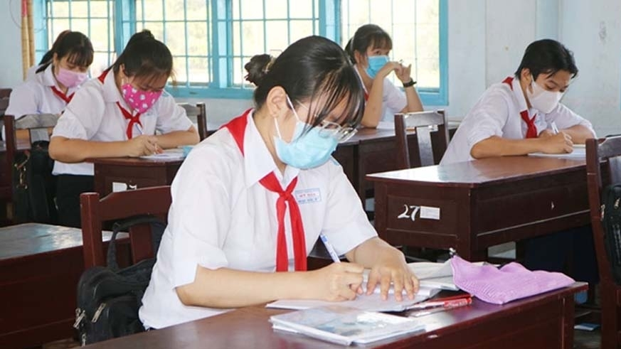 Hà Nội chưa có học sinh lớp 9 trong diện F0