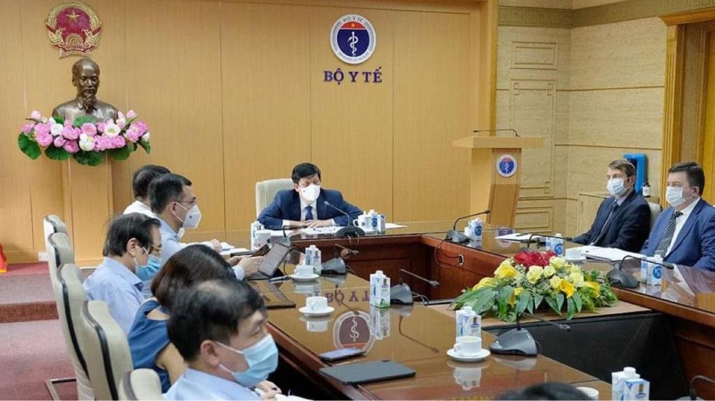 20 triệu liều vắc xin Sputnik V phòng Covid-19 của Nga sẽ về Việt Nam trong năm 2021