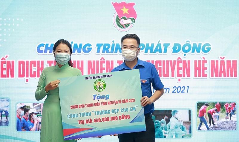 T.Ư Đoàn phát động Chiến dịch Thanh niên tình nguyện hè năm 2021