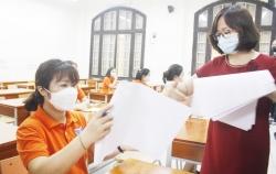 Sáng nay (12/6), hơn 93.000 thí sinh Hà Nội tham gia kỳ thi tuyển sinh vào lớp 10