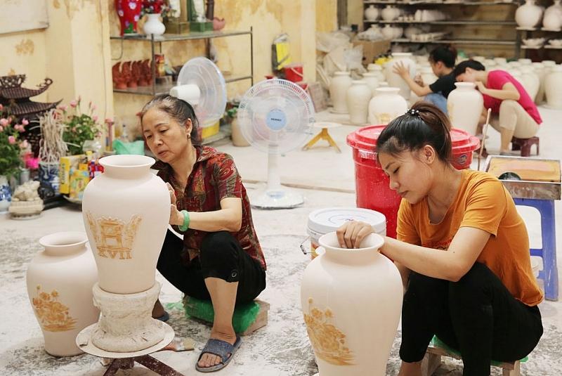 Cách mạng 4.0 mang lại nhiều cơ hội cho làng nghề Việt Nam