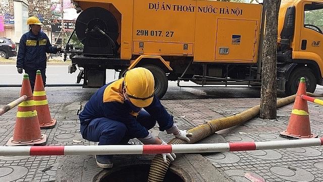 Hà Nội chủ động các giải pháp chống úng ngập mùa mưa bão