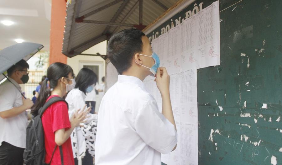 Cách tra cứu điểm thi vào lớp 10 ở Hà Nội năm 2021