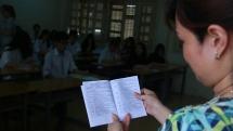 Tại sao phải xem xét lại gần 12.000 bài thi của thí sinh Thanh Hoá?