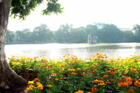 Hà Nội - Thành phố vì hòa bình
