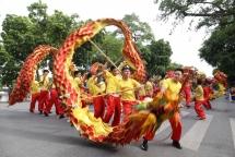 """Lễ hội đường phố mừng 20 năm """"Hà Nội - Thành phố Vì hoà bình"""""""
