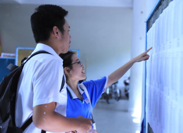 Điểm chuẩn xét tuyển đại học có thể tăng nhẹ