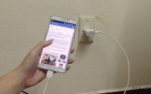 Dùng điện thoại đang sạc bị sét đánh, người phụ nữ mang thai tử vong