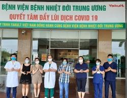 them 4 benh nhan covid 19 duoc cong bo khoi benh chi con 11 ca duong tinh