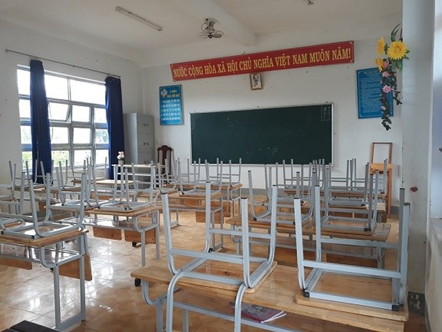 Kon Tum: Nhiều trường cho học sinh nghỉ học để phòng bệnh bạch hầu - 1