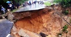 Nguy cơ xảy ra lũ quét và sạt lở đất ở vùng núi Bắc Bộ