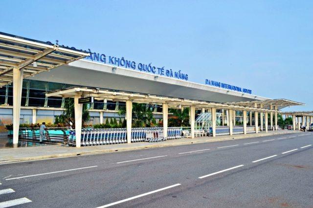 Tạm dừng tạm thời các chuyến bay quốc tế đến Sân bay Đà Nẵng