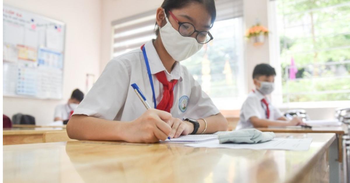 Hà Nội: Trường tư điều chỉnh lịch tựu trường nếu dịch Covid-19 phức tạp