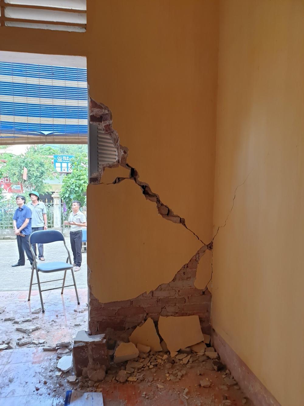 Động đất ở Sơn La sẽ tiếp tục gây dư chấn trong những ngày tới