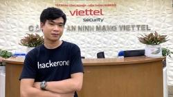 Chuyên gia bảo mật của Viettel đứng đầu bảng xếp hạng thế giới về an ninh mạng