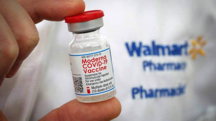 Mỹ hỗ trợ Việt Nam 2 triệu liều vaccine COVID-19