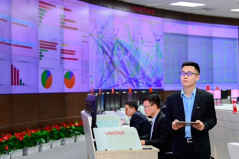 Viettel thắng lớn tại giải thưởng công nghệ thông tin thế giới 2021