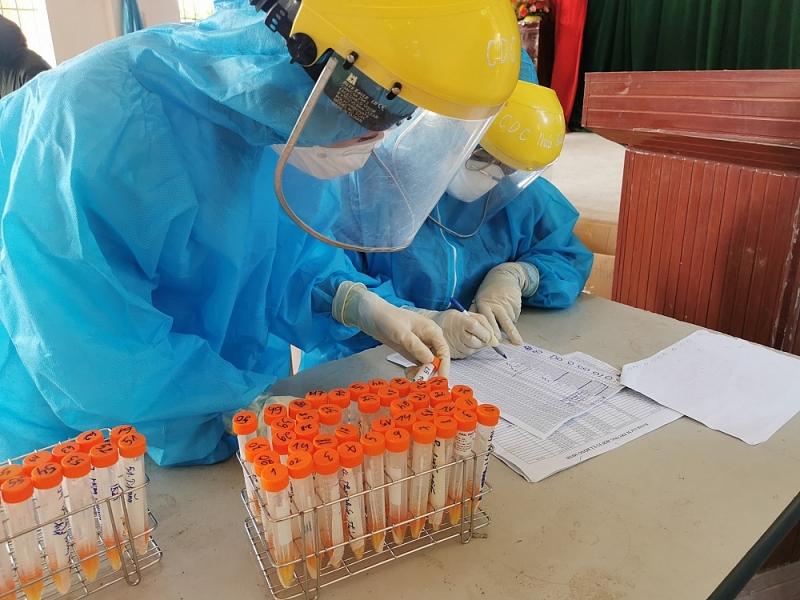 Thái Bình ghi nhận 2 ca dương tính với SARS-CoV-2 liên quan tới TPHCM