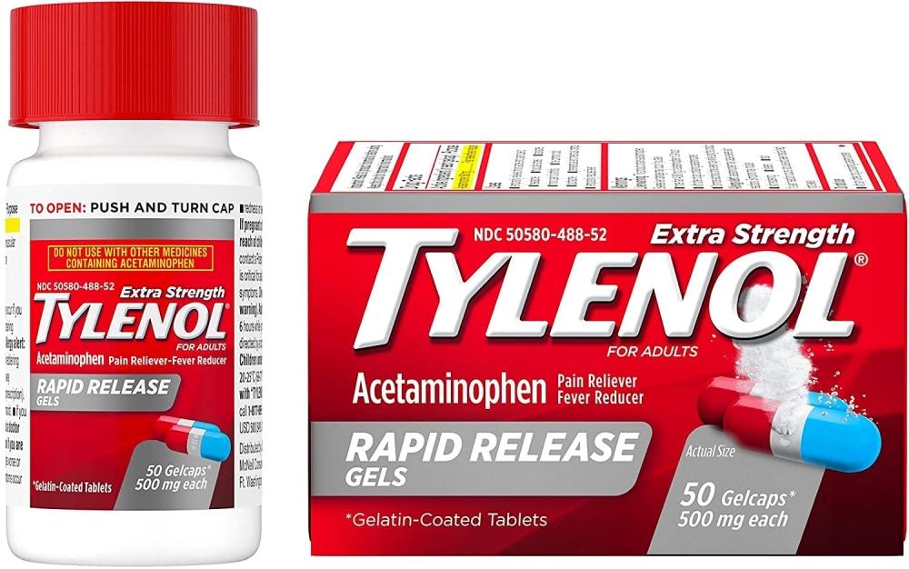 """Tylenol chưa bao giờ là thuốc trị Covid-19, bác sĩ cảnh báo cẩn thận """"trâu lành thành trâu què"""""""