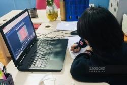 Chưa thống nhất được phương án  kiểm tra học kỳ trực tuyến